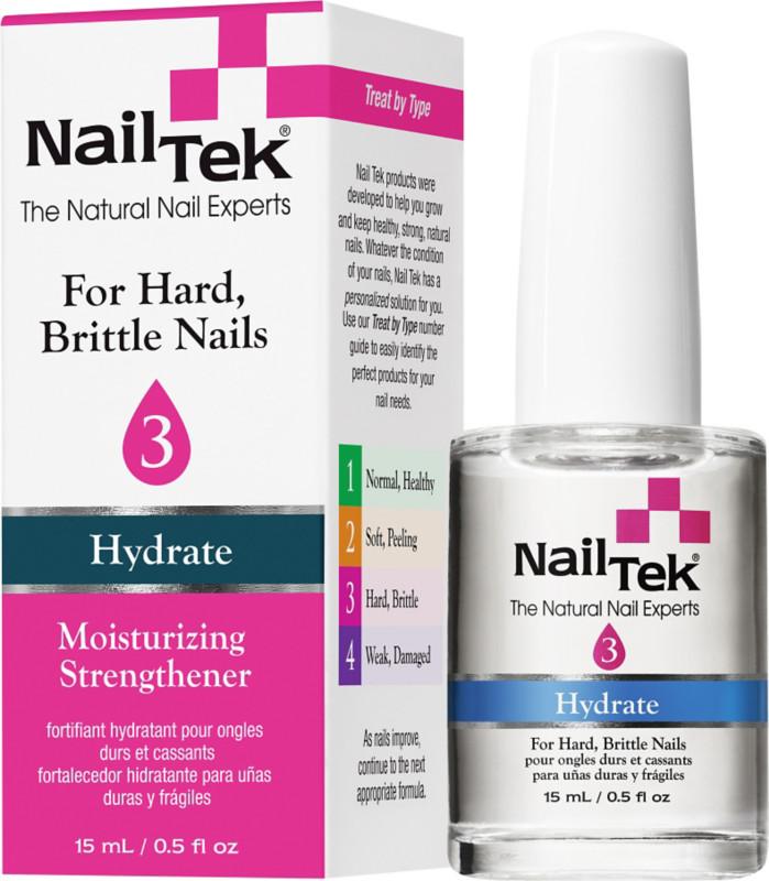 hard brittle nails
